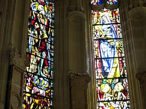 シュノンソー城、礼拝堂