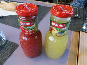 granini・フルーツジュース