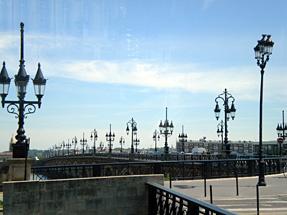 ガロンヌ川・ピエール橋