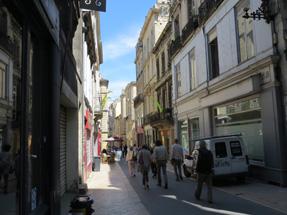 ボルドー旧市街