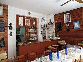 レストラン・店内