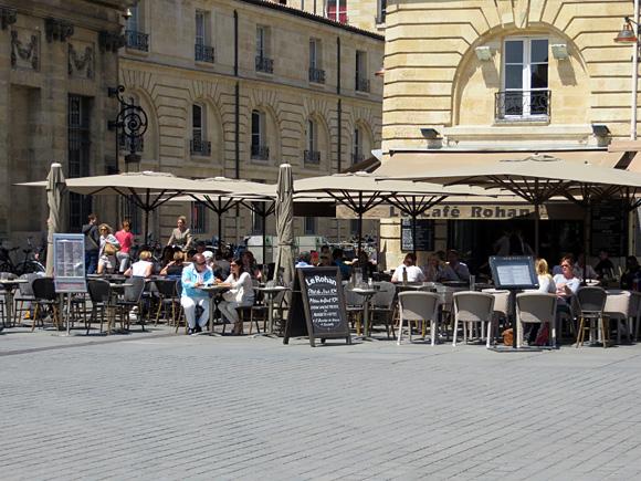 サンタンドレ大聖堂前広場