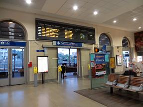 カルカッソンヌ駅