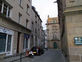 サン・マロの旧市街