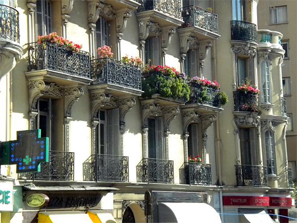 モナコ市街