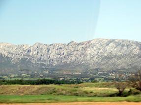 サント・ヴィクトワール山