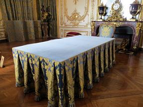 ヴェルサイユ宮殿(内部)
