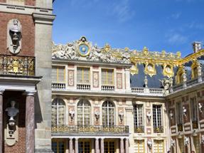 ヴェルサイユ宮殿(外観)