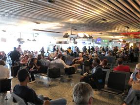 フランクフルト空港