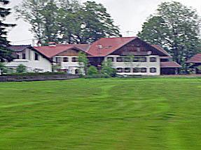 フュッセンへの道風景