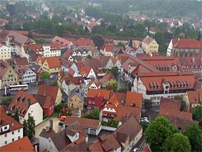 ネルトリンゲン町風景