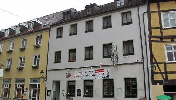 ネルトリンゲン旧市街