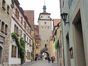 ローテンブルクの門