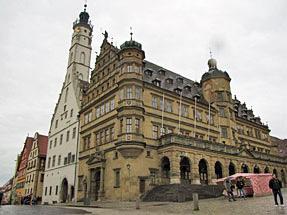 マルクト広場・市庁舎