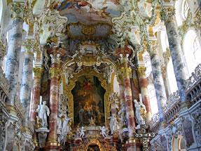 ヴィース教会・主祭壇