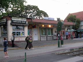 ヘーヴ(郊外電車)の駅