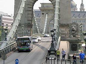 セーチェニ鎖橋