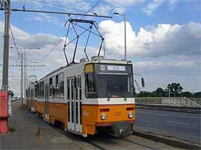 トラム(路面電車)