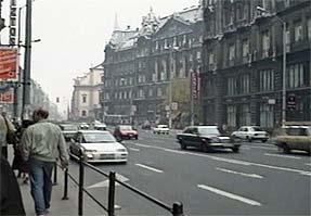 ブダペスト市街