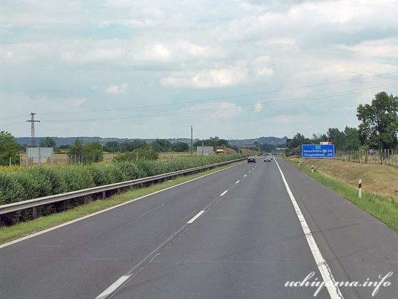 センテンドレへの道