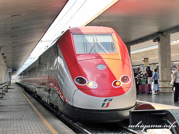 フィレンツェ駅