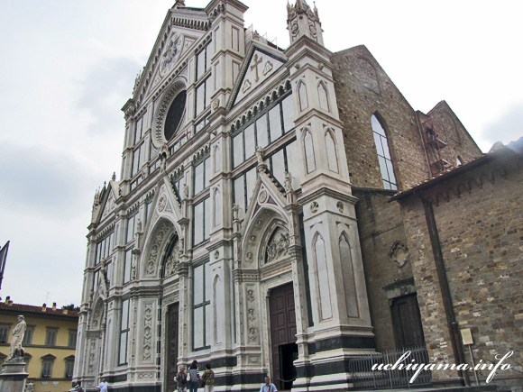 サンタ・クローテェ教会