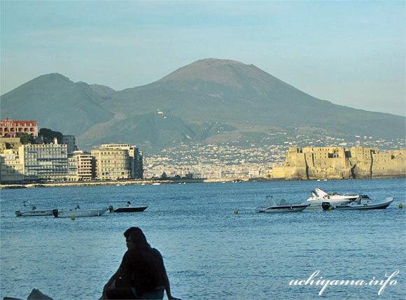 ナポリ湾岸