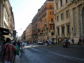 ローマ市街地