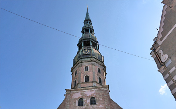 リガの聖ペテロ教会