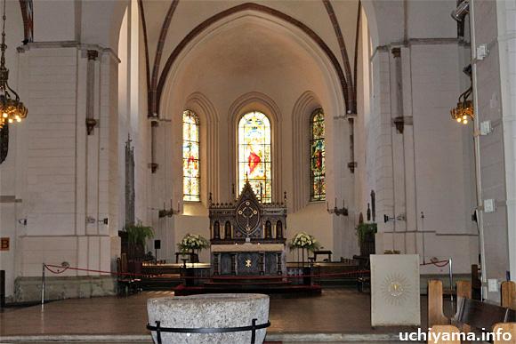 リガ大聖堂・主祭壇