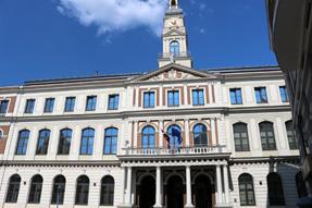 リガ市庁舎