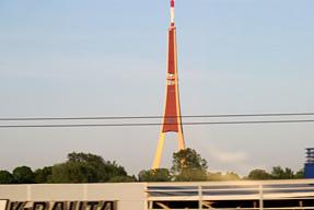 リガのテレビ塔