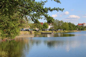トトリシュキュウ湖