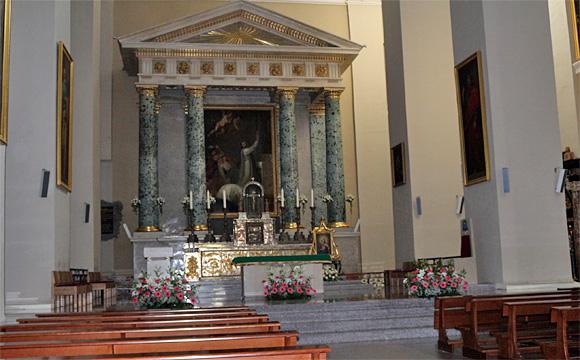 大聖堂の正面
