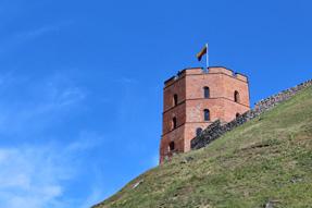 ゲディミナス塔