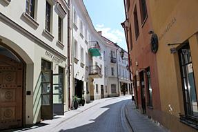 ヴィリニュス旧市街街歩き