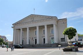 ヴィリニュス旧市庁舎