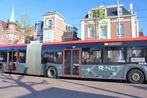 アムステルダムのバス