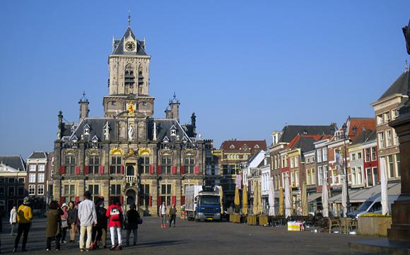 デルフト市庁舎