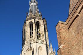 デルフト・新教会