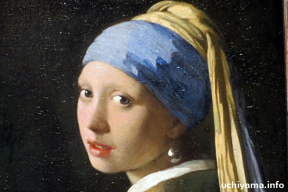 マウリッツハイス美術館・真珠の耳飾りの少女