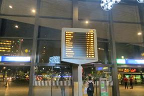ロッテルダム中央駅