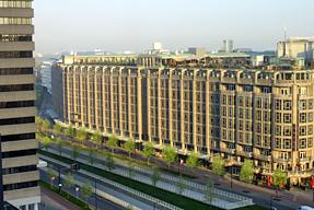 ロッテルダム マリオット ホテル