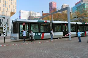 ロッテルダム・路面電車