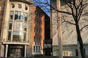 ロッテルダムの新建築