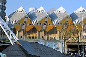 ロッテルダム・キューブハウス