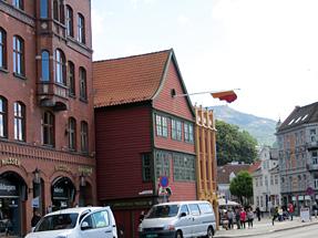 ブリッゲンの旗