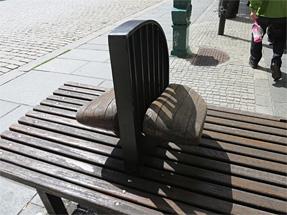 ベルゲンの街角