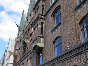 ベルゲンの通り