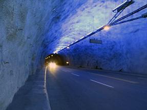 ラルダールトンネル